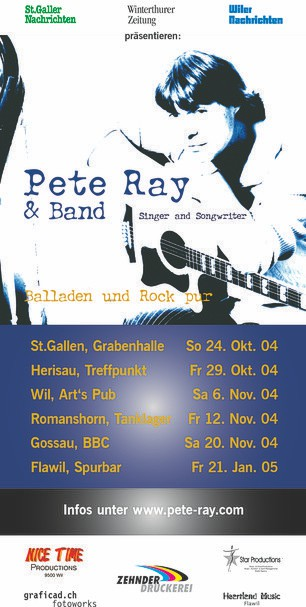 Flyer Pete Ray